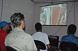 Cineteatro, montado na Cidade Matuta