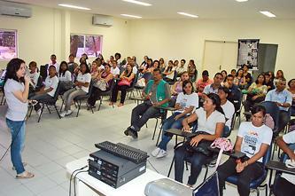 Cerimônia aconteceu no auditório da Emprel, em San Martin