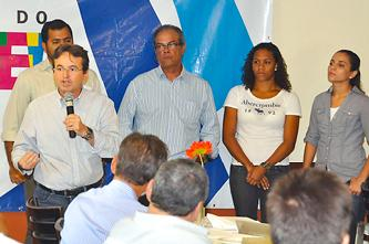 Prefeito fala sobre Calendário Esportivo do Recife para o ano de 2012