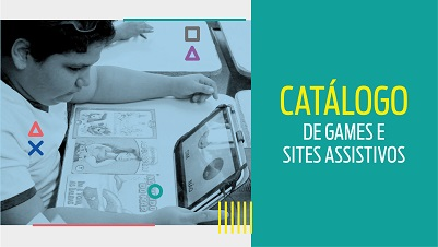 Catálogo de Games e Sites Assistivos